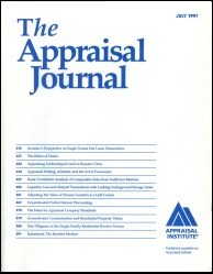 The Appraisal Journal, July 1997